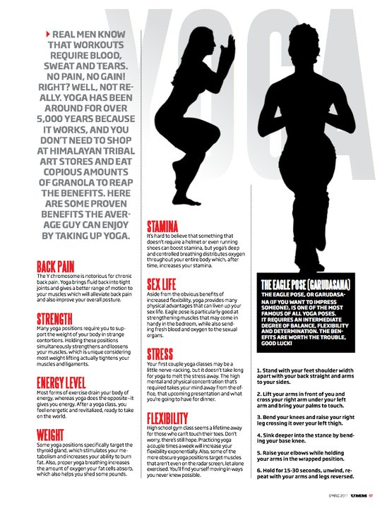 Yoga Mark Hayes Urban Male Magazine Canada