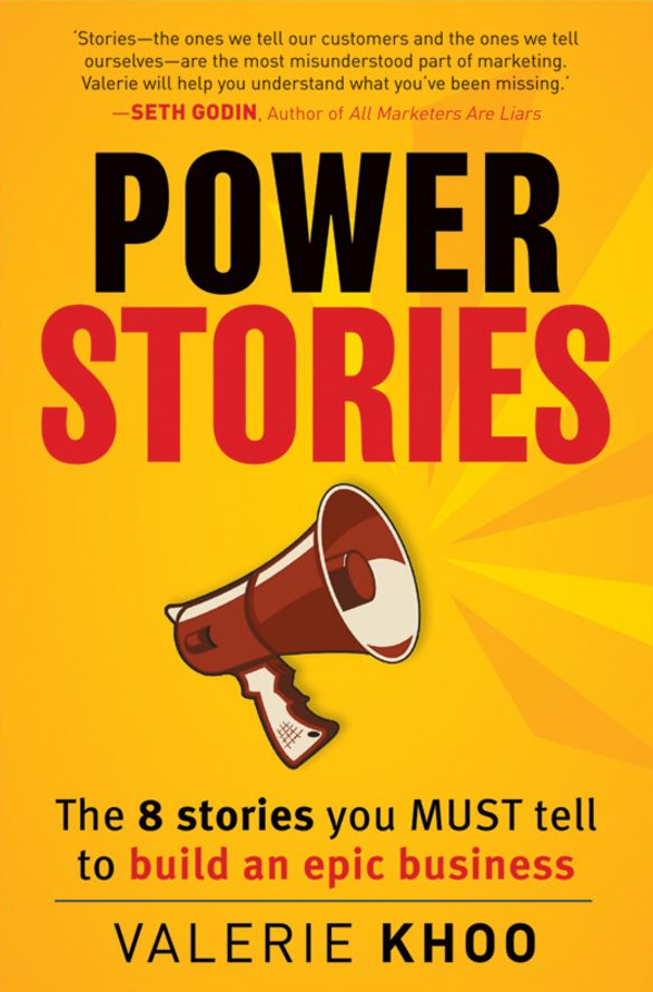 Power Stories Valerie Khoo